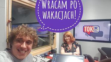Sylwia Czubkowska i Karol Jurga w podkaście tokfm.pl 'Szeruj.to'