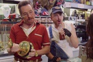 """Tęskniliście za Pinkmanem i Heisenbergiem z """"Breaking Bad""""? Cranston i Paul znowu razem"""