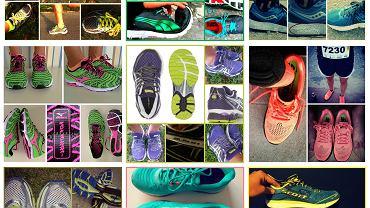 Wielki test butów do biegania - jesień 2014.