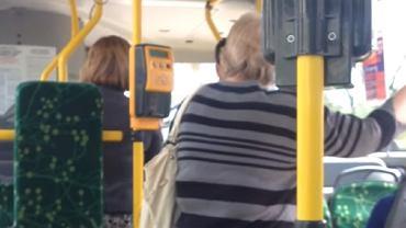Awantura w autobusie w Jastrzębiu-Zdroju
