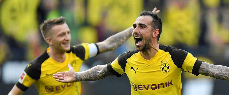 Bundesliga. Paco Alcacer, nowy cesarz Dortmundu