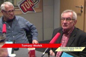 Wo�ek: prezes Kaczy�ski og�asza porozumienie, a pisowskie m�yny czyni� swoj� powinno��