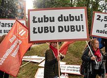 W czwartek strajk w LOT. 'Będzie trwał tak długo, aż represje zostaną usunięte'