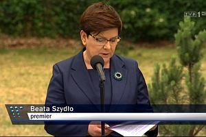 """""""Wiadomości"""" ocenzurowały przemówienie premier Szydło [RECENZJA]"""
