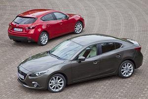 Salon Frankfurt 2013 | Mazda 3 w wersji sedan