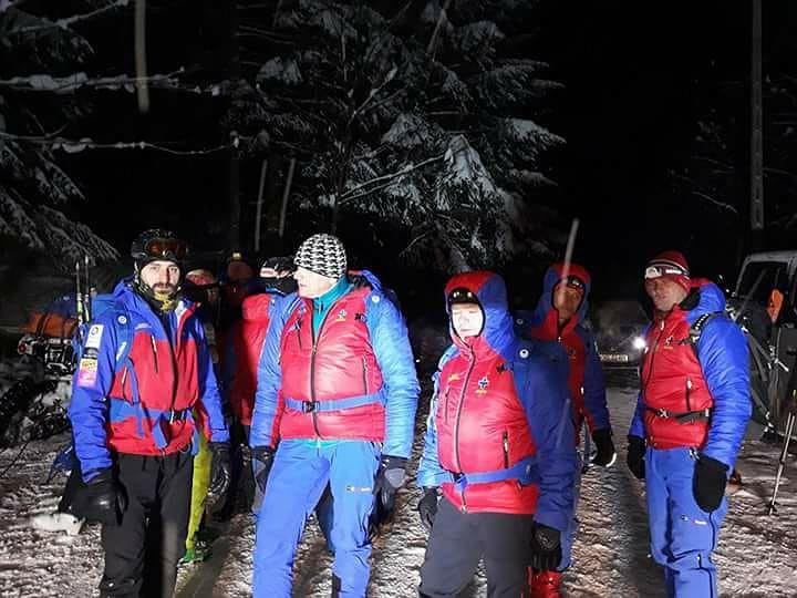 24-latka poszukiwało 30 ratowników GOPR