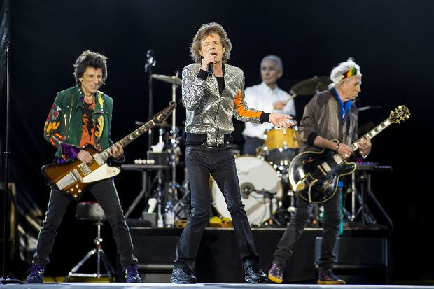 Koncert Rolling Stones w Hamburgu