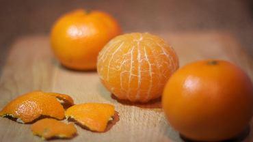 Mandarynki to nie tylko źródło witaminy C