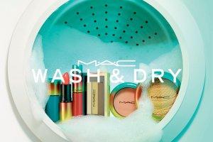 Nowa kolekcja MAC Wash & Dry