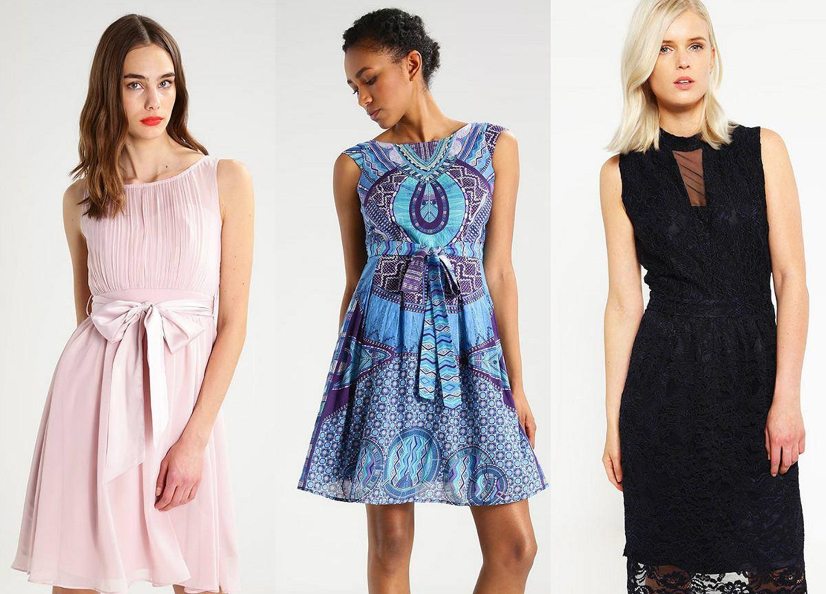 70c9ad61be Sukienki z wyprzedaży