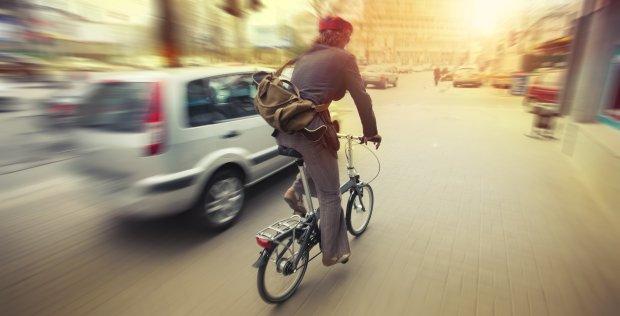 Samochód czy rower?