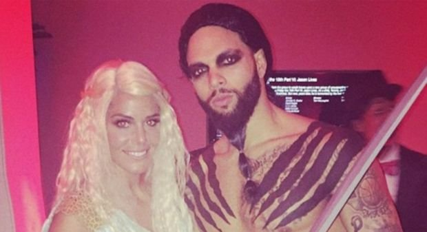Deron Williams jako Khal Drogo