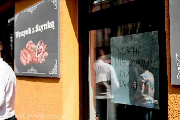 Po rewolucjach Magdy Gessler w Kielcach. Zaprotestowali przeciwko wyzyskowi [ZDJĘCIA]