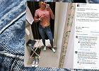 Komentarz Moniki na temat rozmiarówek w sieciówkach wzbudził duże zainteresowanie internautów