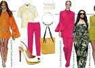 Słoneczne stylizacje od marki Kazar - kolorowe sandały i torebki