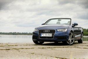 Audi A3 Cabriolet 1.8 TFSI | Test | Otwarcie sezonu