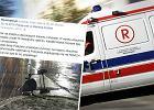 Kraków. Kierowca wjechał w wózek z 10-miesięcznym dzieckiem na przejściu dla pieszych