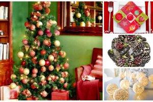 Jak udekorować mieszkanie na Boże Narodzenie? Porady