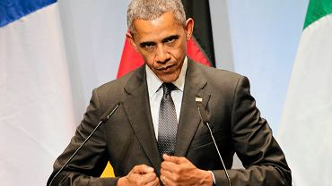 Prezydent USA Barack Obama