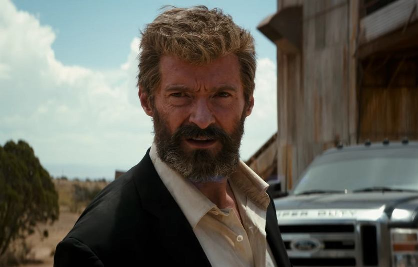 Kadr z filmu 'Logan: Wolverine' / reż. James Mangold, prod. Twentieth Century Fox Film Corporation