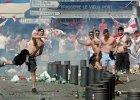 Euro 2016. Mecz Anglia - Rosja. Kolejne starcia angielskich kiboli z policj� w Marsylii