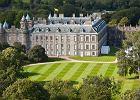 Szkocja Edynburg - wokó� pa�acu Holyrood