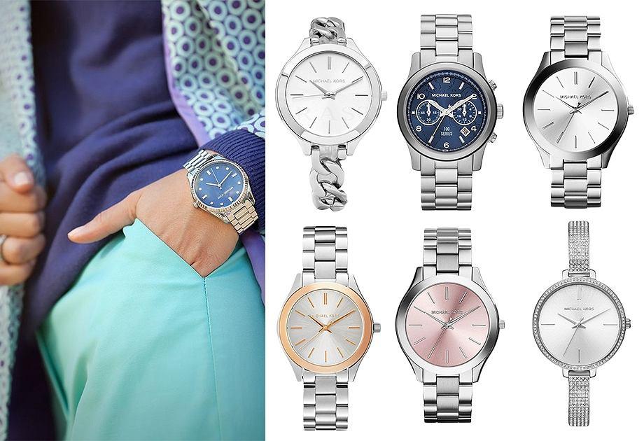 najlepsze modele damskich zegarków Michaela Korsa