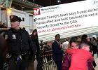 """5-latek skuty kajdankami i zatrzymany na lotnisku. """"Mógł stanowić zagrożenie"""". Tak działa dekret Trumpa"""