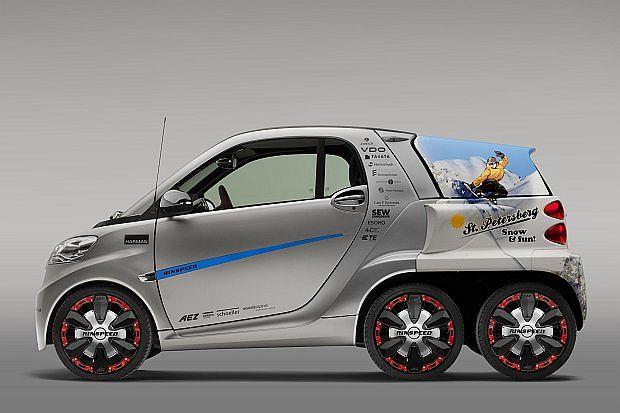 Umożliwia ona lepsze wykorzystanie miejskiego auta
