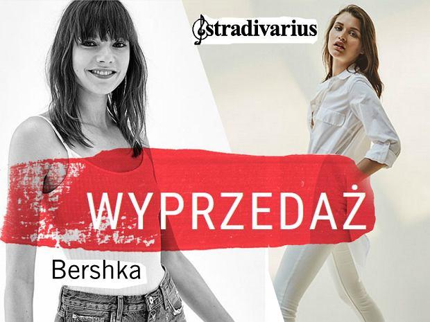 Stradivarius czy Bershka - gdzie warto iść na przeceny? [PORÓWNUJEMY]