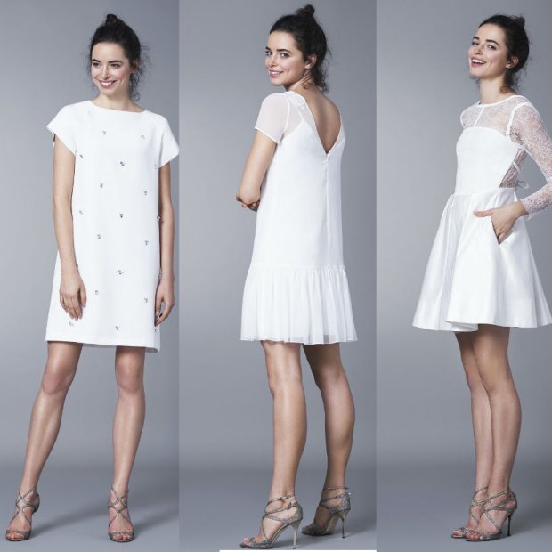 Suknia ślubna Mini Poradnik Kobiety