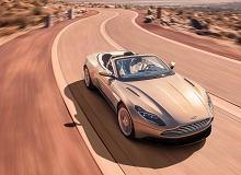Aston Martin DB11 Volante - przepiękne kabrio już gotowe
