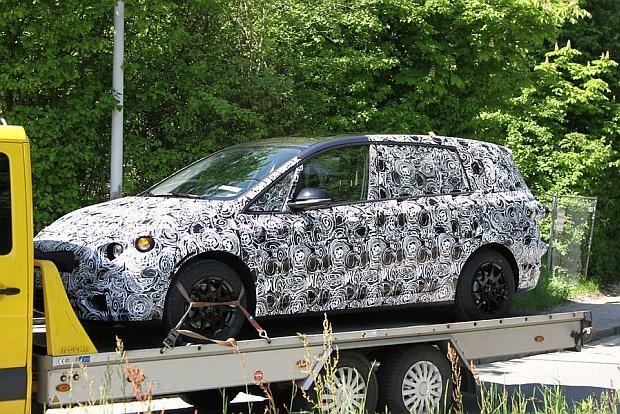 BMW planuje 7 osobowego vana