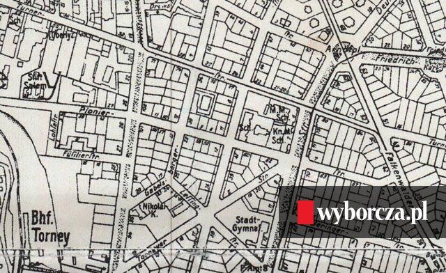 Oto Niezwykle Dokładna Mapa Przedwojennego Szczecina