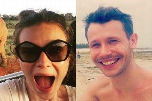 Magdalena Boczarska i Mateusz Banasiuk w Kenii. Rozstanie? Nie ma mowy! Sp�jrzcie tylko na te zdj�cia