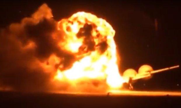 Eksplozja jednego z silnik�w by�a bezpo�redni� przyczyn� katastrofy rosyjskiego Tu-95