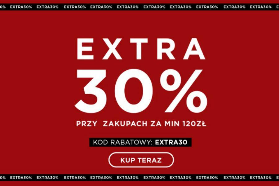 Extra 30%