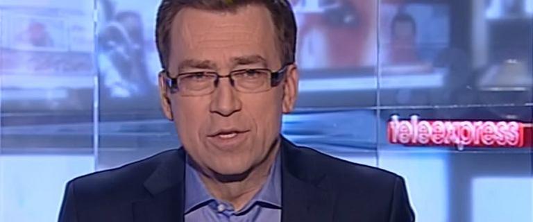 """Koniec """"Teleexpressu""""? Maciej Or�o� po 25 latach odchodzi z programu. Mamy stanowisko TVP"""