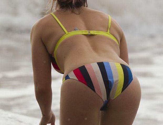 Bikini Duff Hilary im Bild
