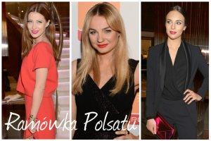 Gwiazdy na prezentacji ram�wki Polsatu: 8 sukces�w, kilka powa�nych wpadek i... jedna kreacja, kt�r� ju� widzieli�my na czerwonym dywanie!