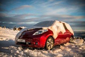Nissan Leaf z 250-kilometrowym zasi�giem