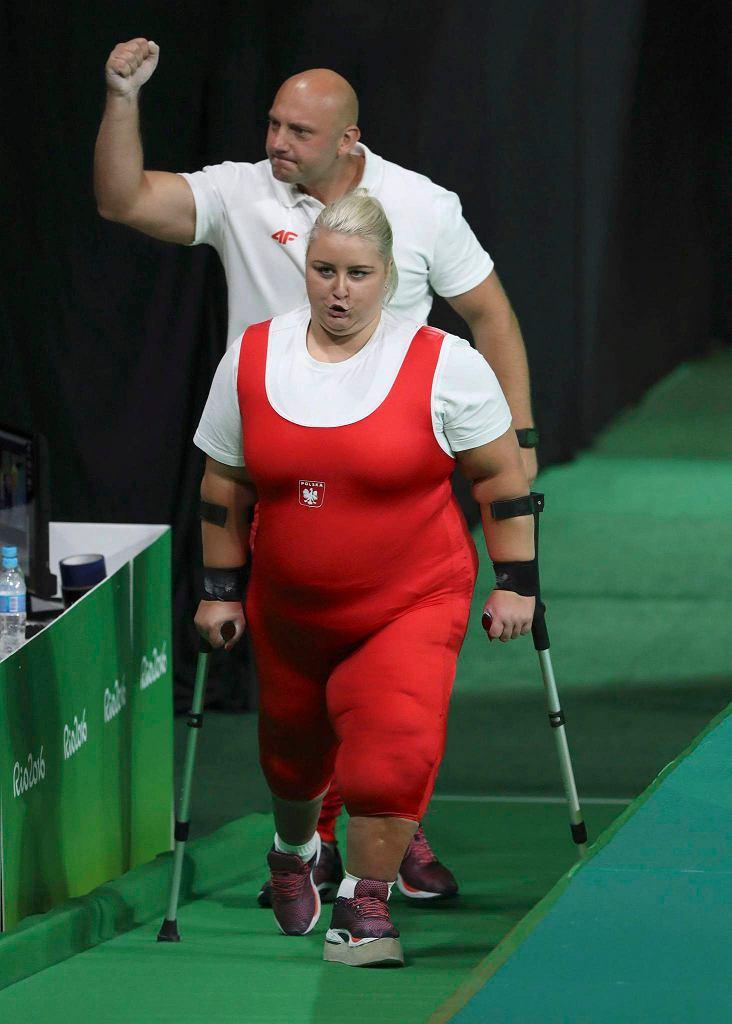 Zdjęcie numer 2 w galerii - Igrzyska paraolimpijskie w Rio. Marzena Zięba: medal, który przyśnił się kilka razy