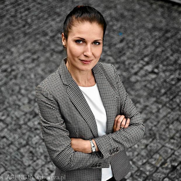 Katarzyna Sawicz-Kryniger