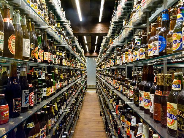 Kolekcja butelek piwa Leifa Sonny