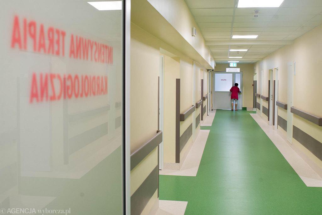 Otwarcie wyremontowanej Kliniki Kardiologii w szpitalu im. Biziela w Bydgoszczy