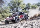 Rajd Dakar 2018. Carlos Sainz dowiózł hat-trick dla Peugeota