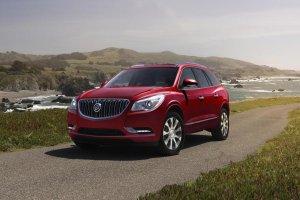 Salon Nowy Jork 2016 | Buick Enclave Sport Touring | Luksus w amerykańskim stylu