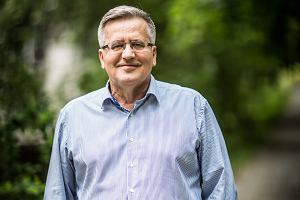 Bronisław Komorowski: Jeszcze nieraz, że tak powiem, przyłożę [ROZMOWA]