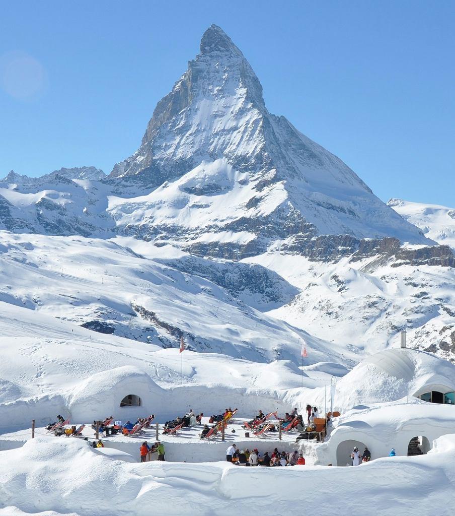 Igloo-Village Zermatt