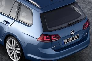 Salon Genewa 2013 | Volkswagen Golf kombi